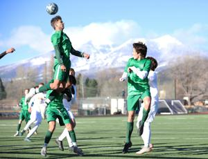 FHS boys soccer drops its first loss of the season, 2-0, to Prescott
