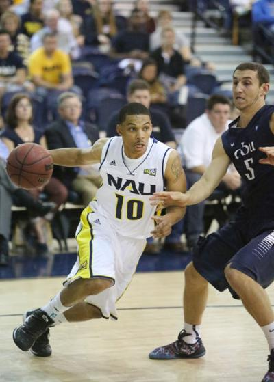 NAU Mens Basketball