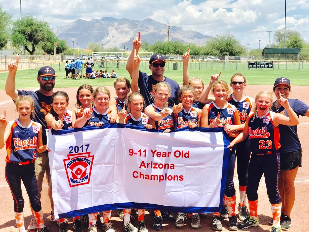 Flagstaff Little League Softball