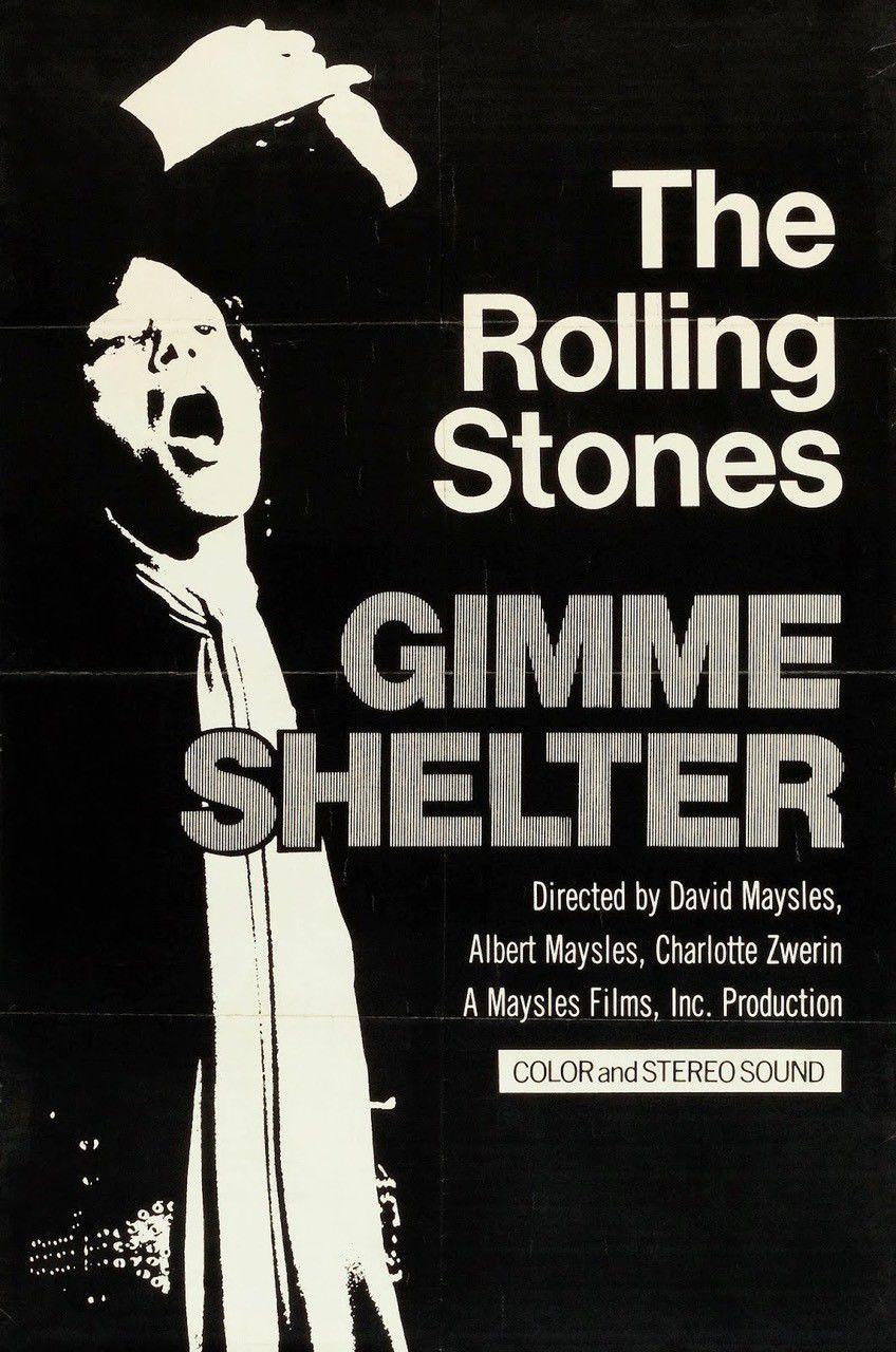 """""""Gimme Shelter"""""""