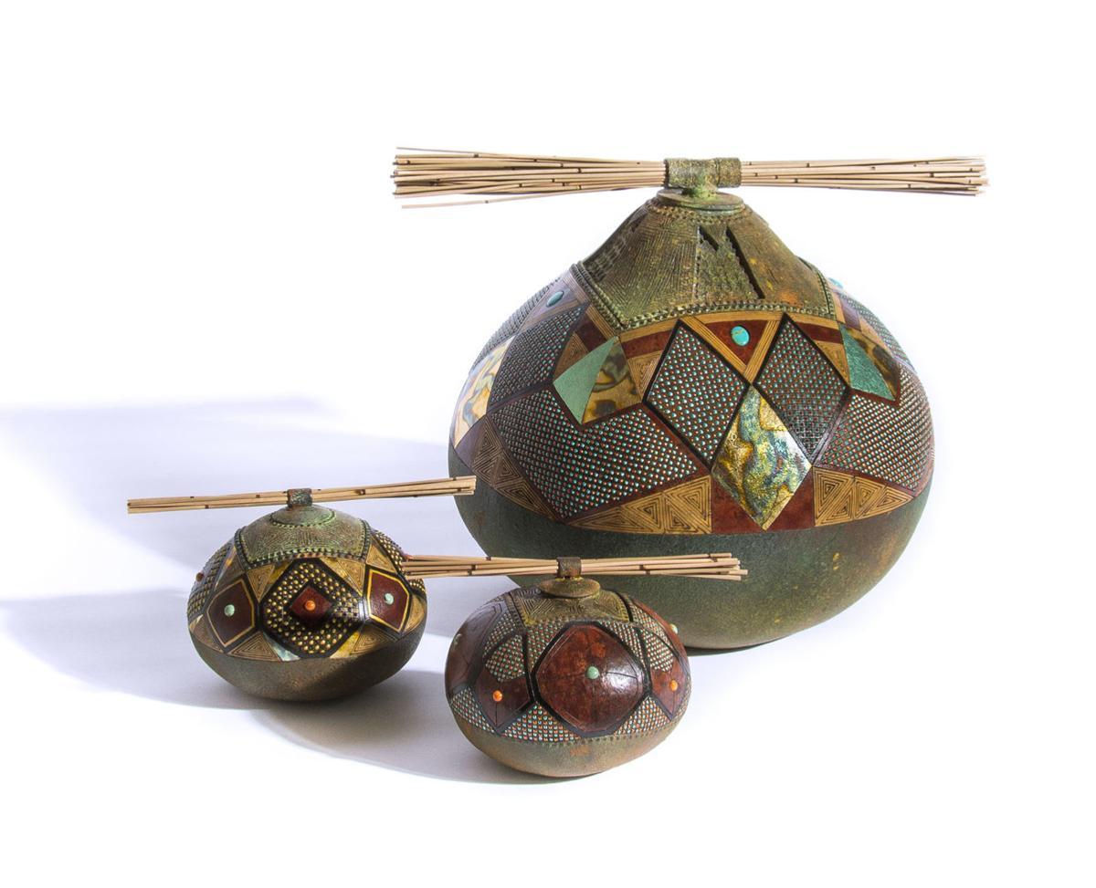 """""""Zen Vessels"""" by Bill Colligen"""