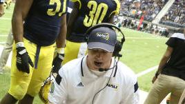 Andy Thompson expected to leave NAU football for Southern Utah