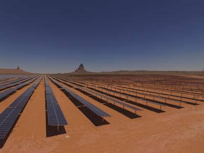 Kayenta Solar Facility 2