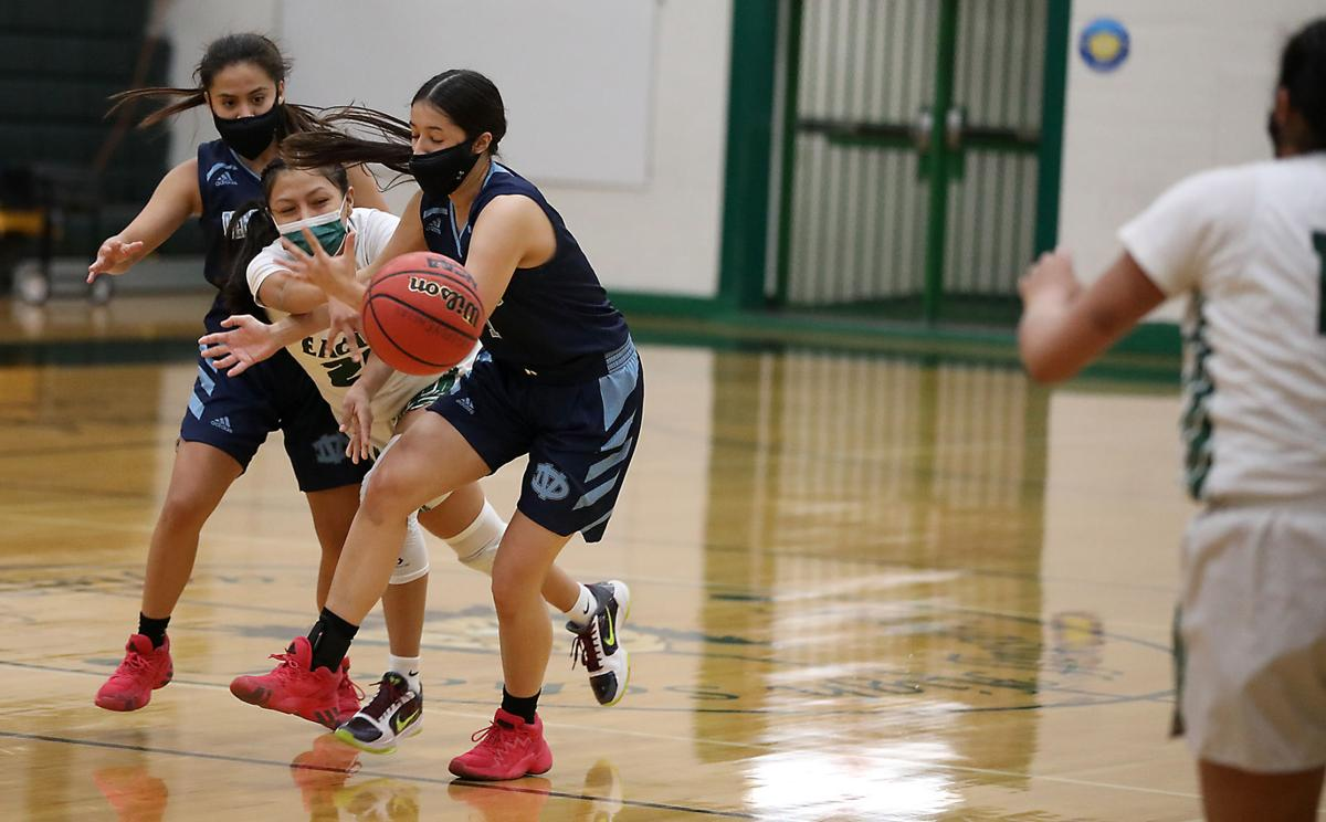 Flagstaff Girls Basketball Versus Deer Valley