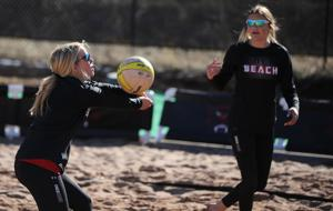 Coconino beach blanks Youngker to open season at home