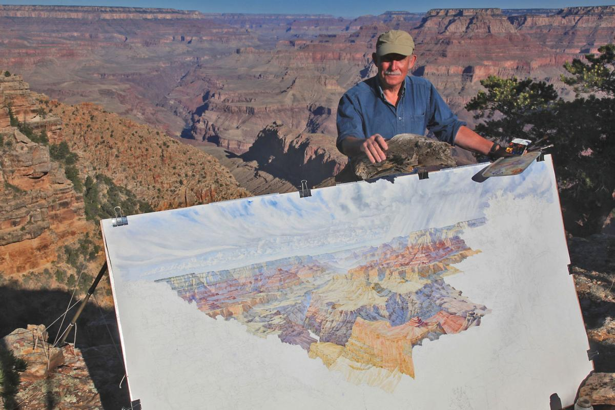 Foster in the Grand Canyon _3.jpg