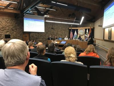 Red Gap Ranch council meeting Feb. 12