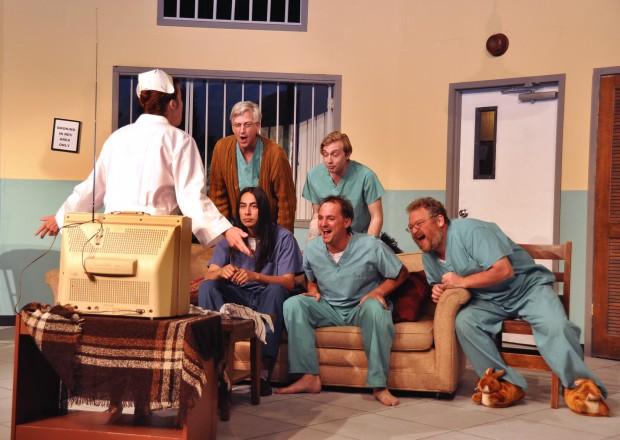 'One Flew Over the Cuckoo's Nest' has Theatrikos' cast ...