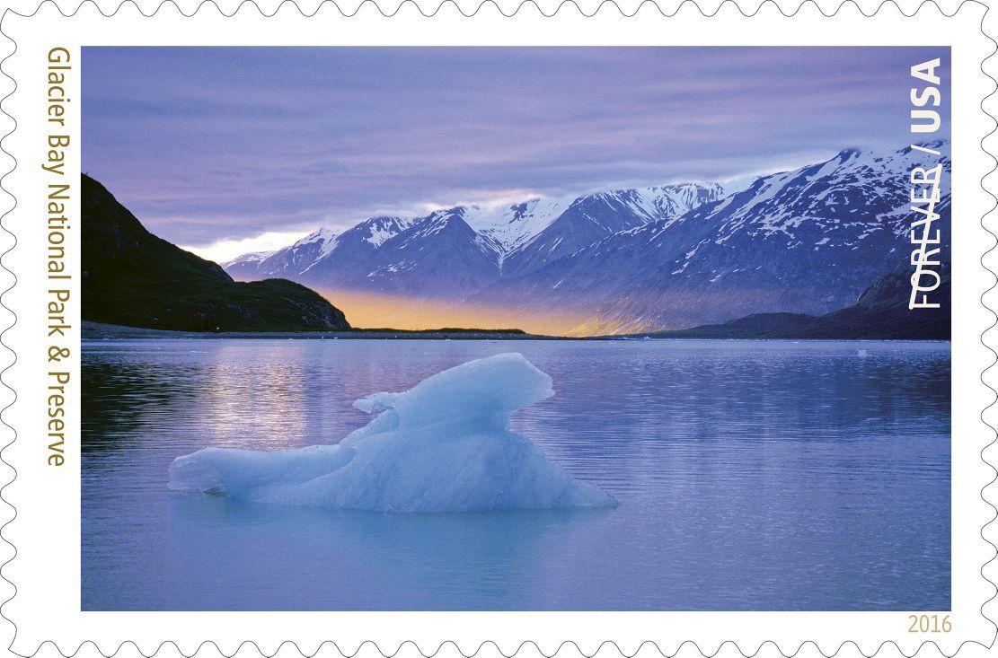 Tom Bean photograph of Glacier Bay National Park and Preserve