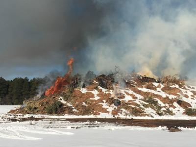 Willard Pit green waste burn (copy)