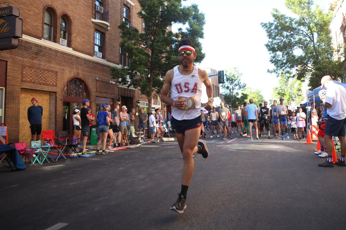 Running For the Fourth