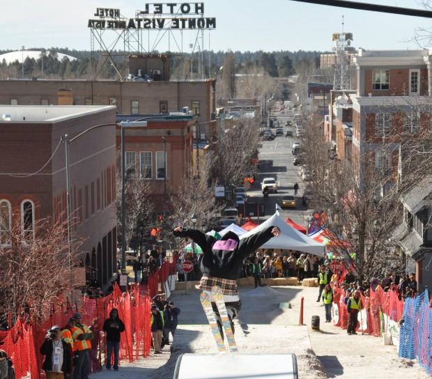 Downtown Dew Flagstaff     azdailysun.com