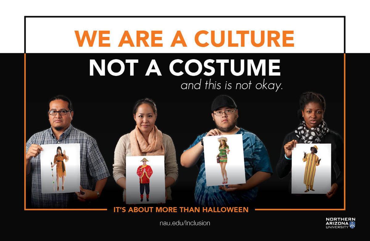 NAU culture poster