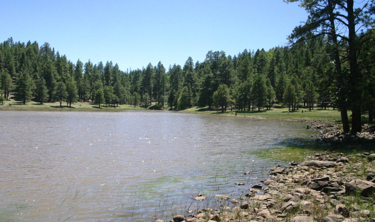 Lake Mary inlet