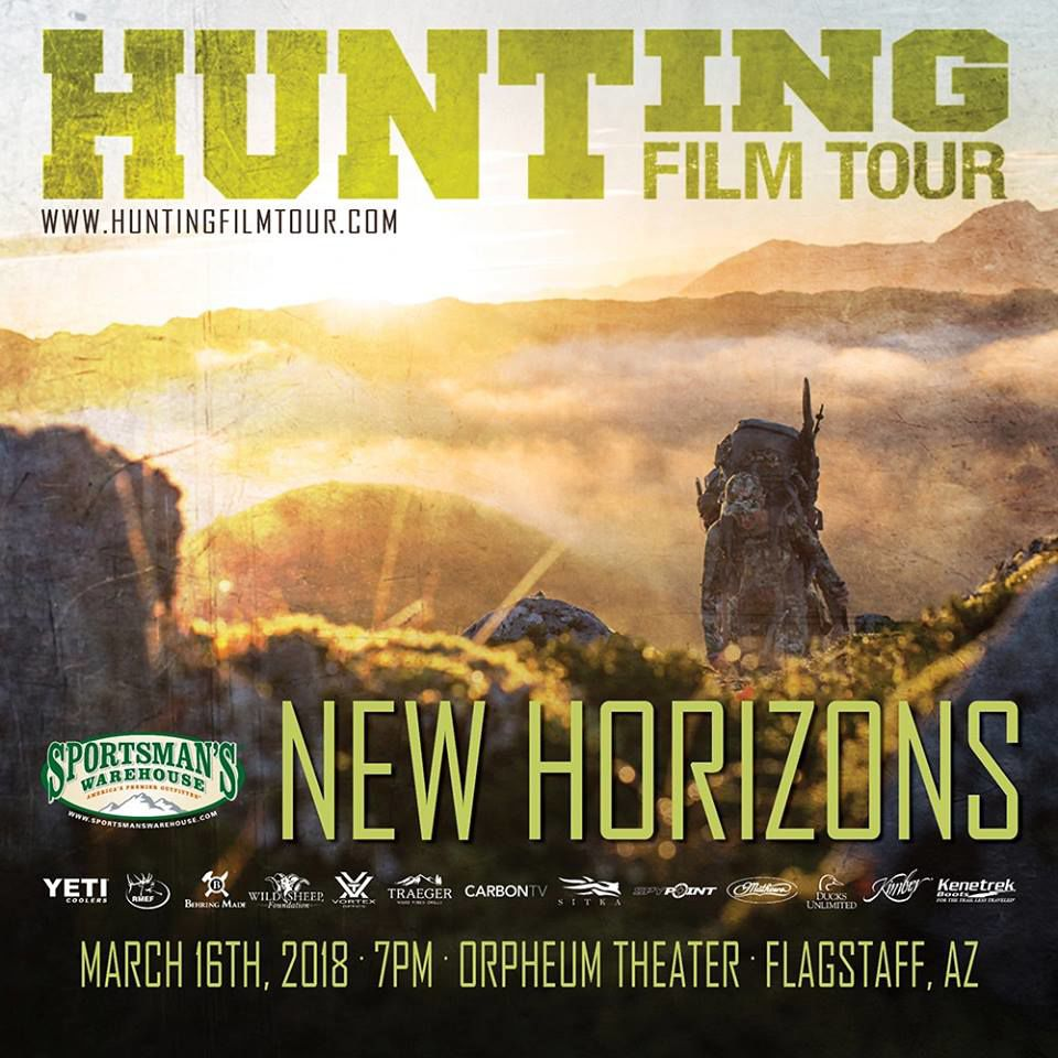 Hunting film festival