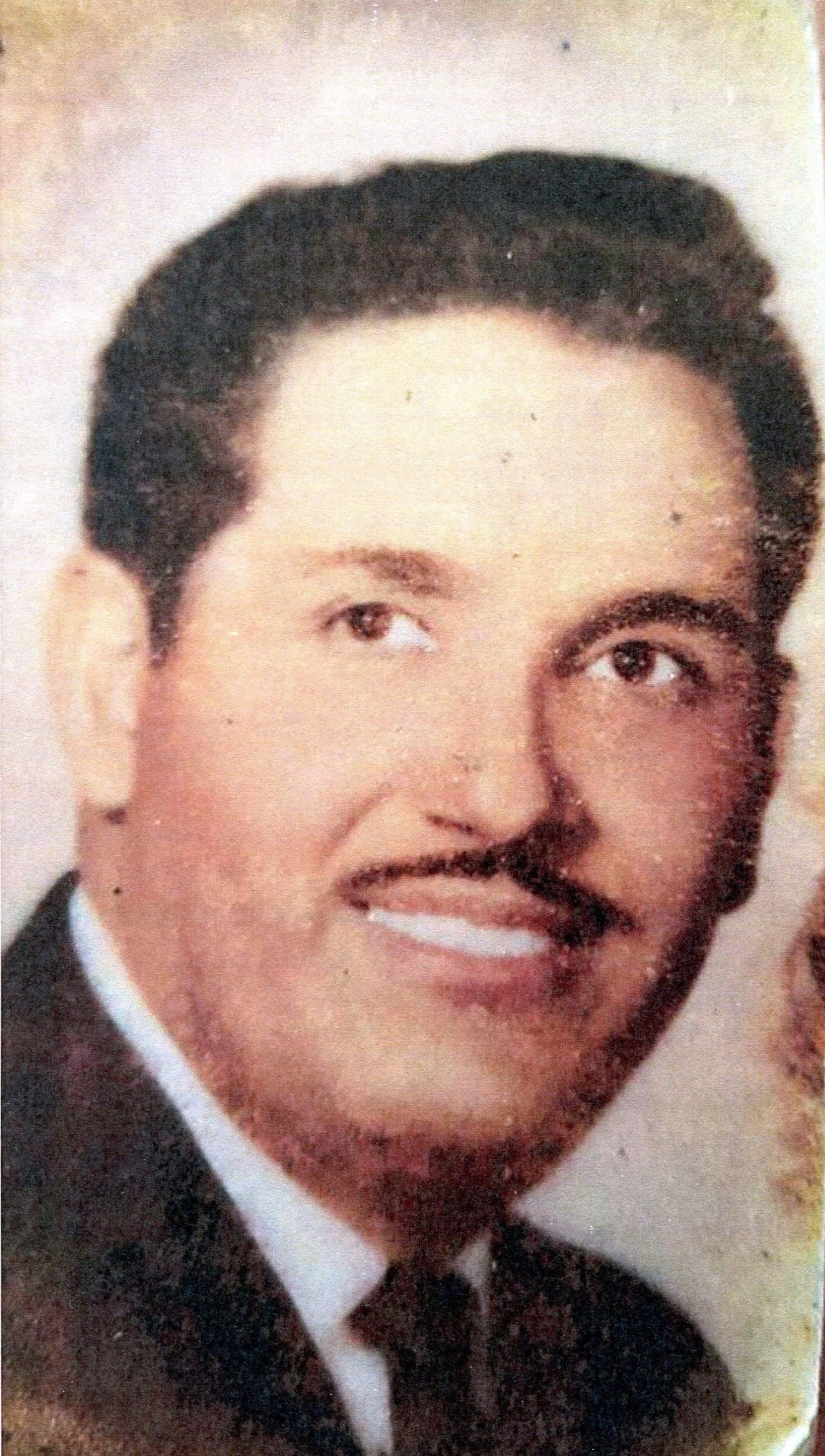 Albert G. Gutierrez, Sr.