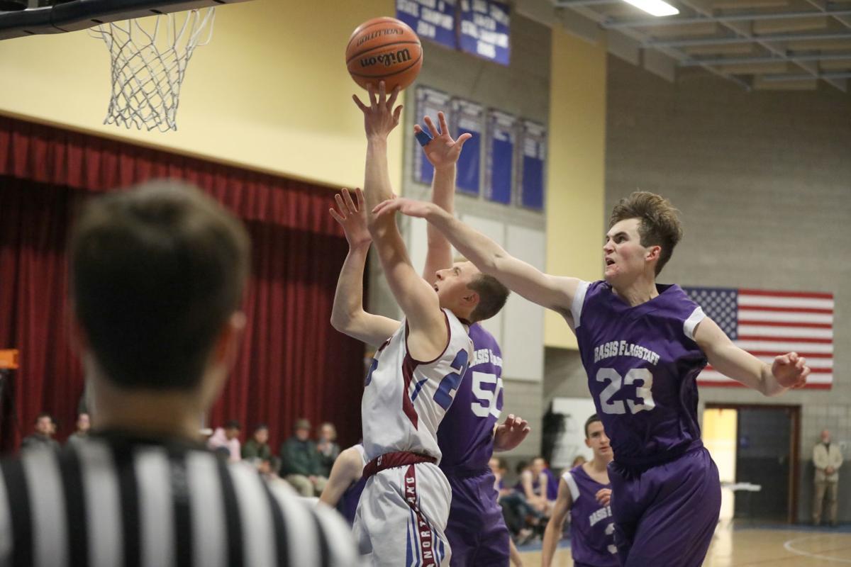 Northland Prep Basis Basketball