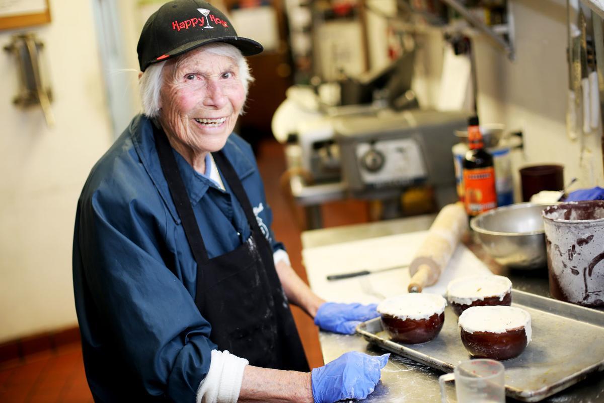 Granny Sally turns 93