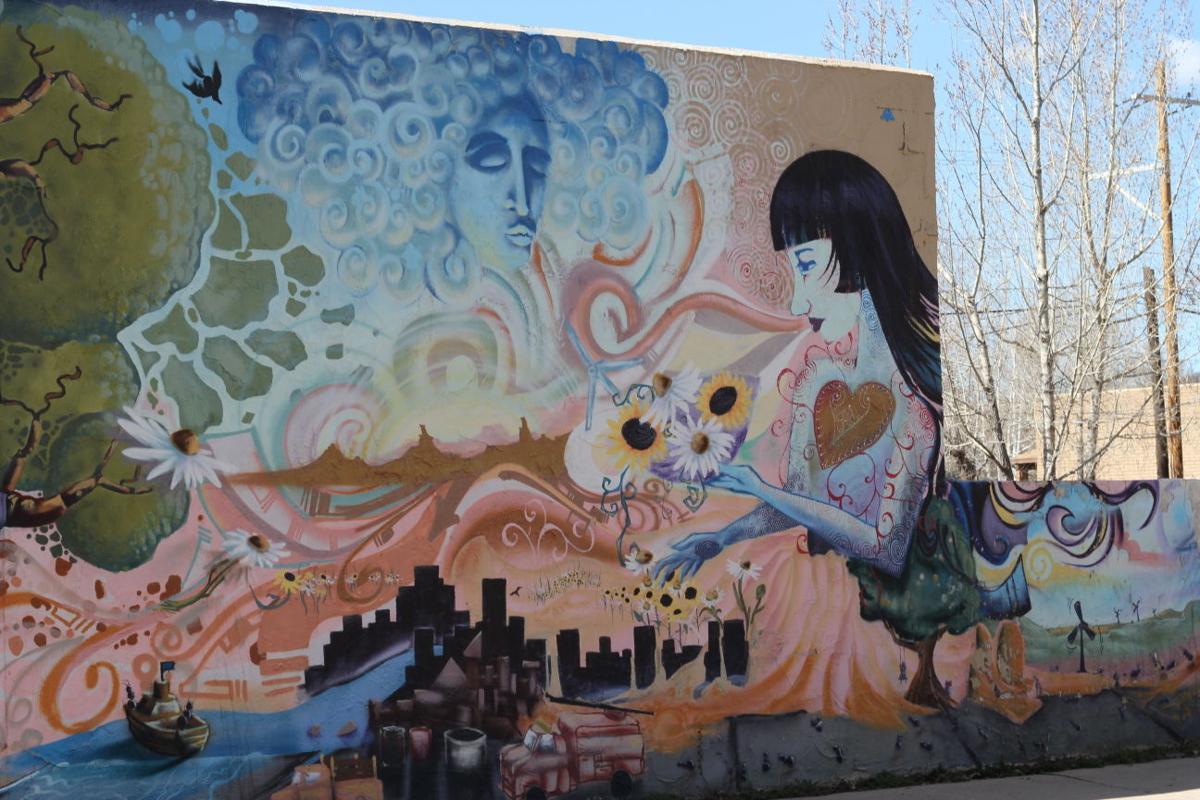 Southside mural