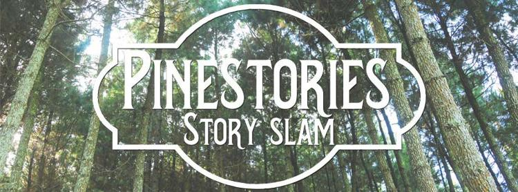 PineStories Story Slam logo