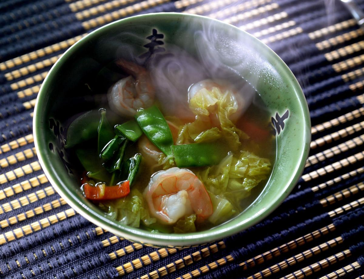 FOOD FALL-SOUPS 1 CH