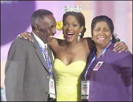 Miss Florida crowned new Miss America