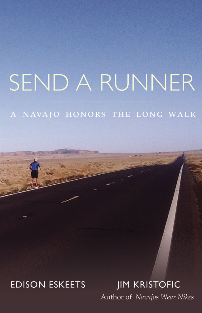 """Send a Runner"" cover"