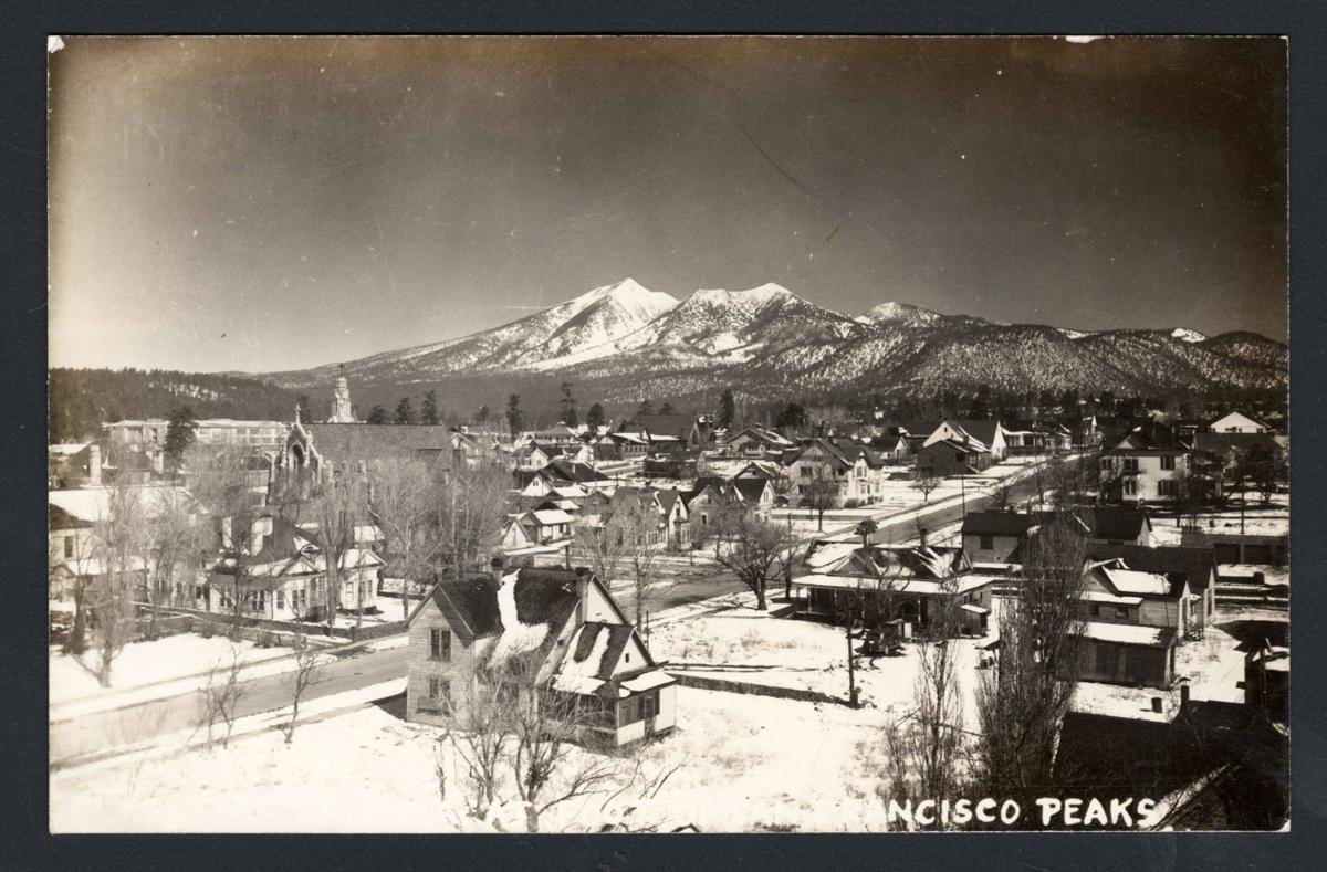 1919 San Francisco peaks