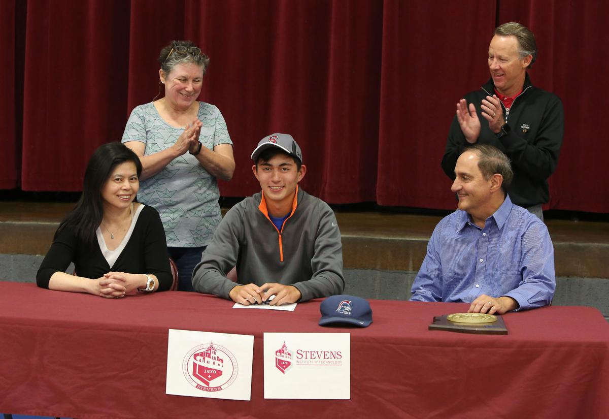 Cortese Signs With Stevens Institute of Technology