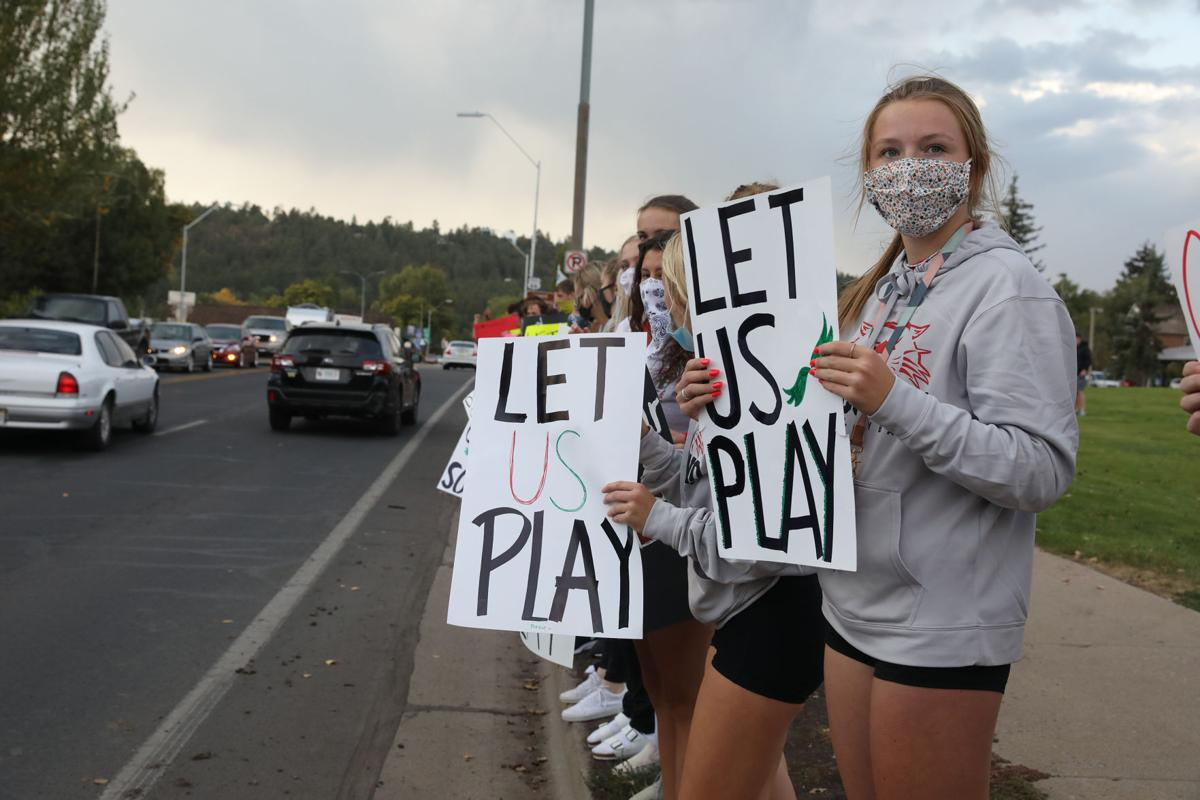 Protesting To Play