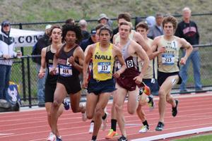 NAU's Grijalva set for 1500, 5K in NCAA track debut