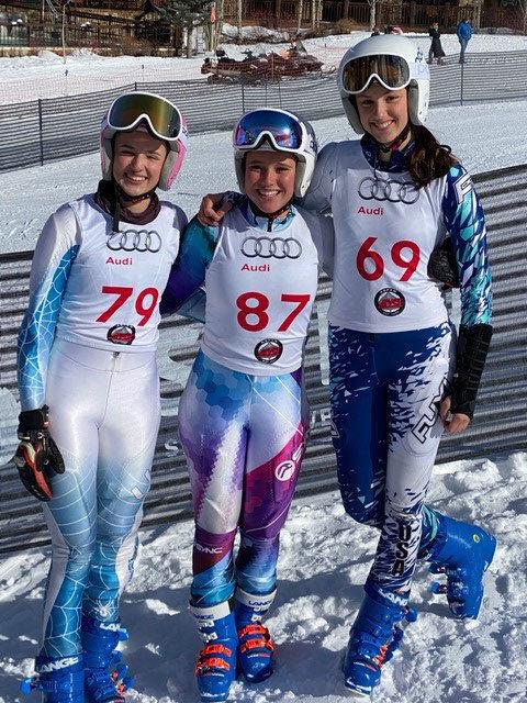 Flagstaff ski and snowboard team