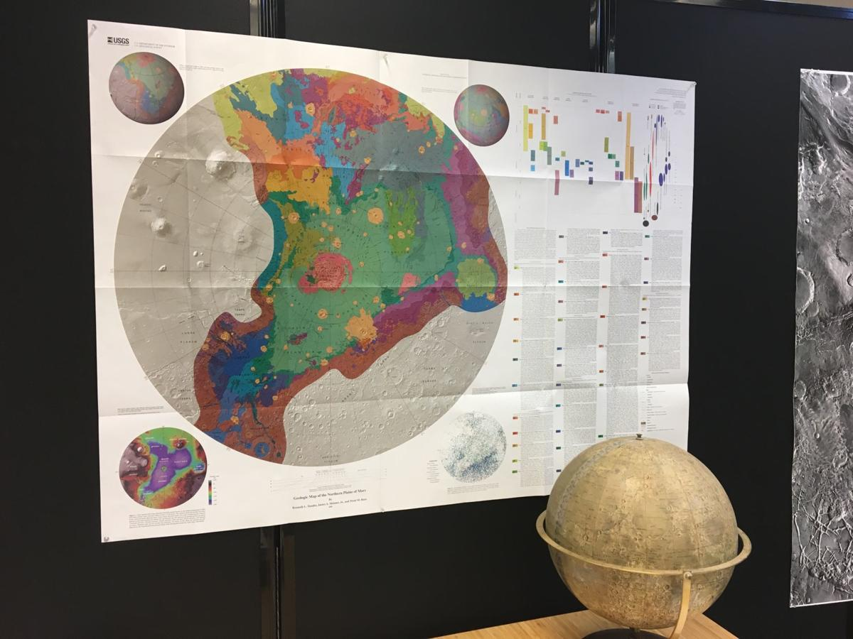 USGS Mapping Display