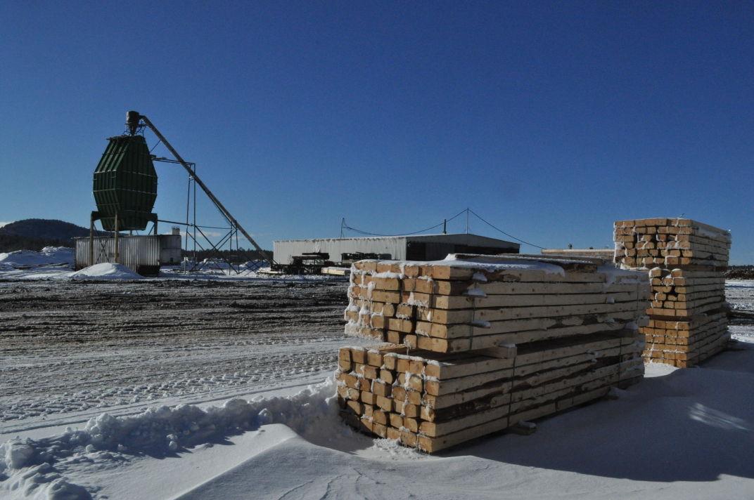 Good Earth Power AZ Williams Mill in February