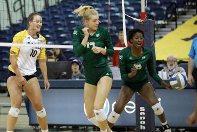 NAU volleyball enters final road swing of regular season riding momentum