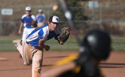 Northland Prep Round Valley Baseball