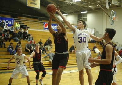 Basis Flagstaff Lee Williams Basketball