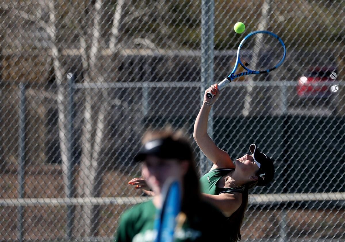 Flagstaff vs Coconino Tennis