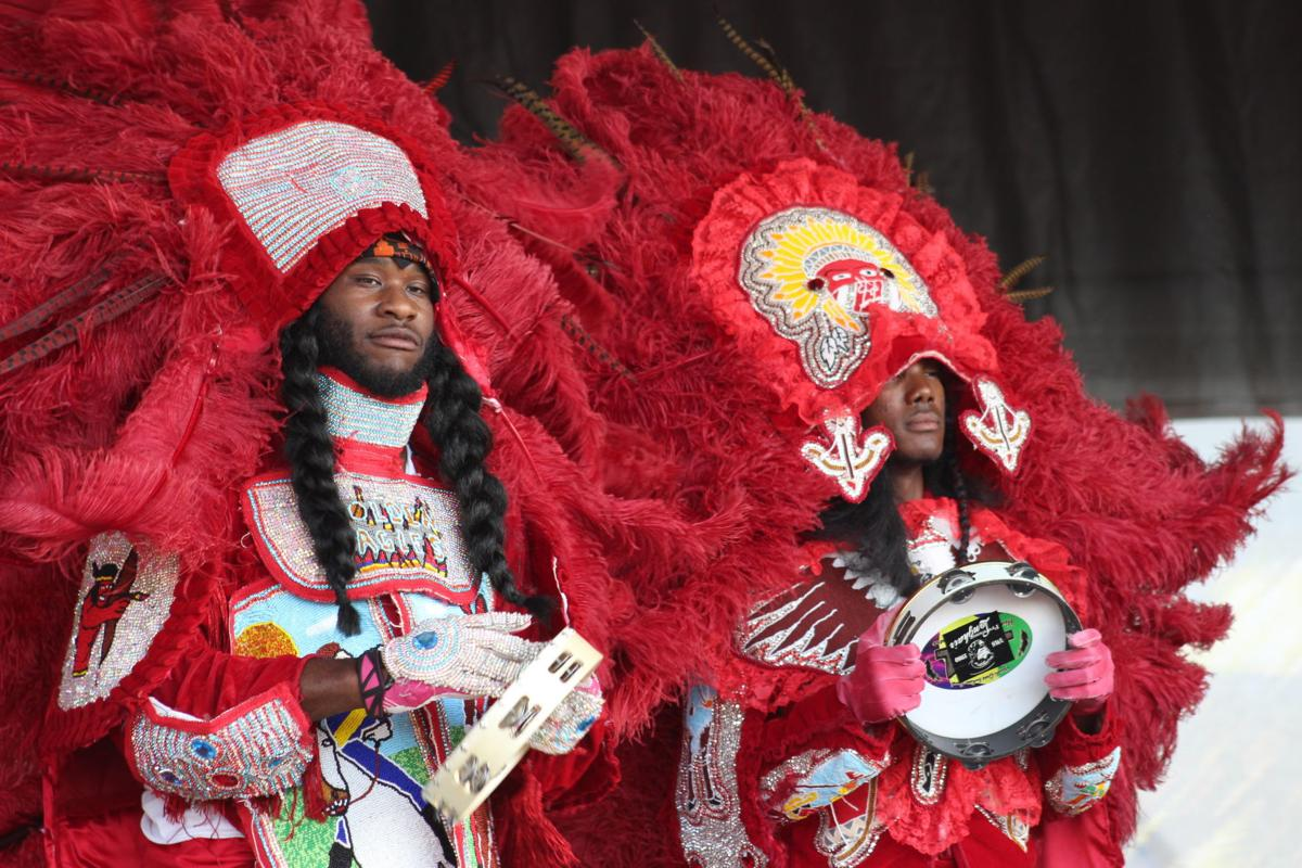 Golden Eagles Mardi Gras Indians.JPG