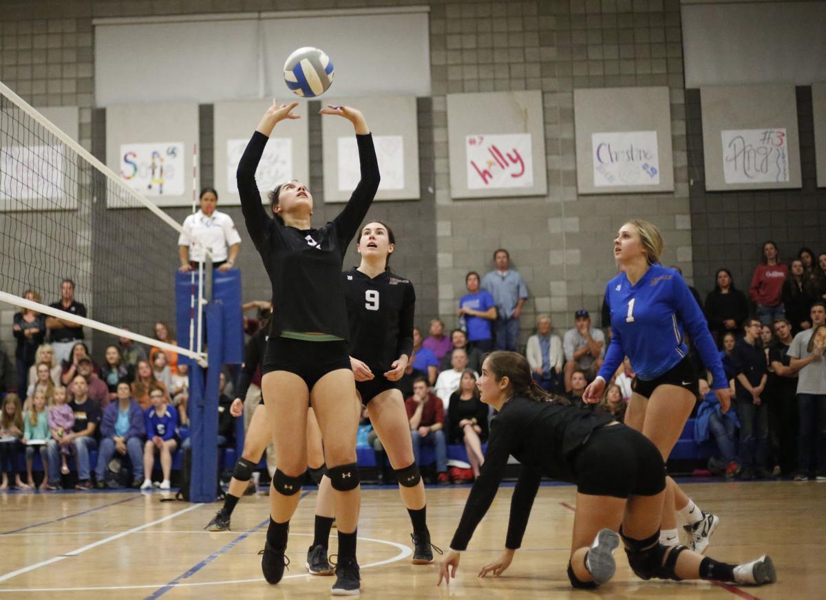 Northland Preparatory versus Sedona Red Rock Volleyball