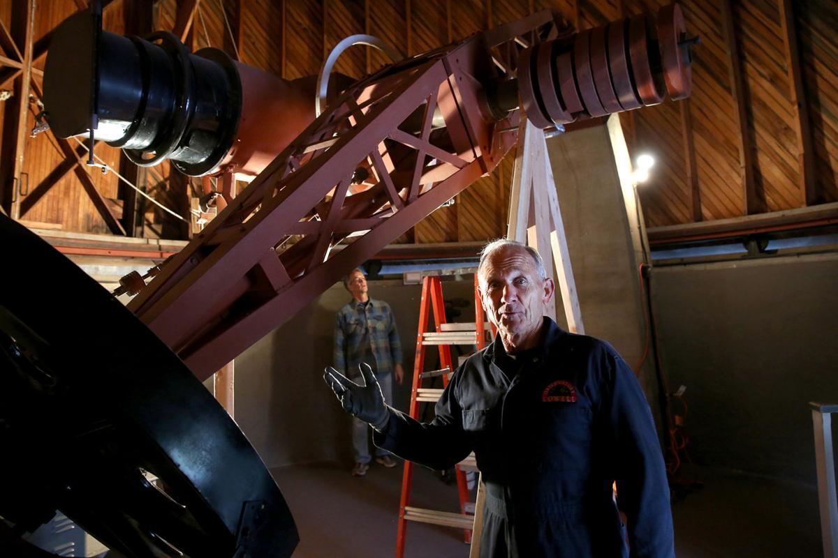 Restoring The Pluto Discovery Telescope