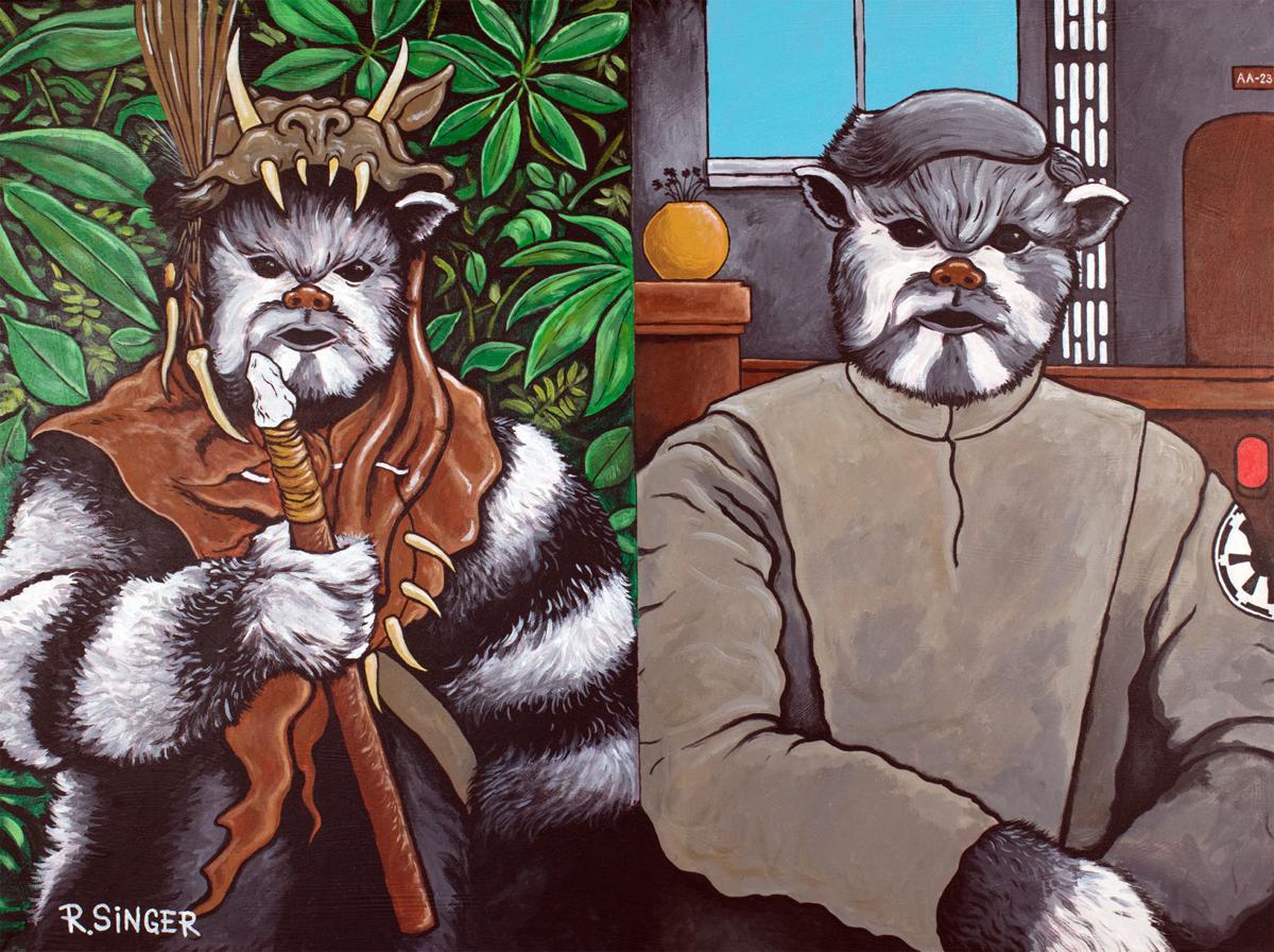 (De) Colonized Ewoks