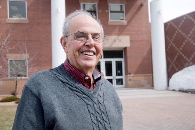 John Wettaw, NAU chemistry professor