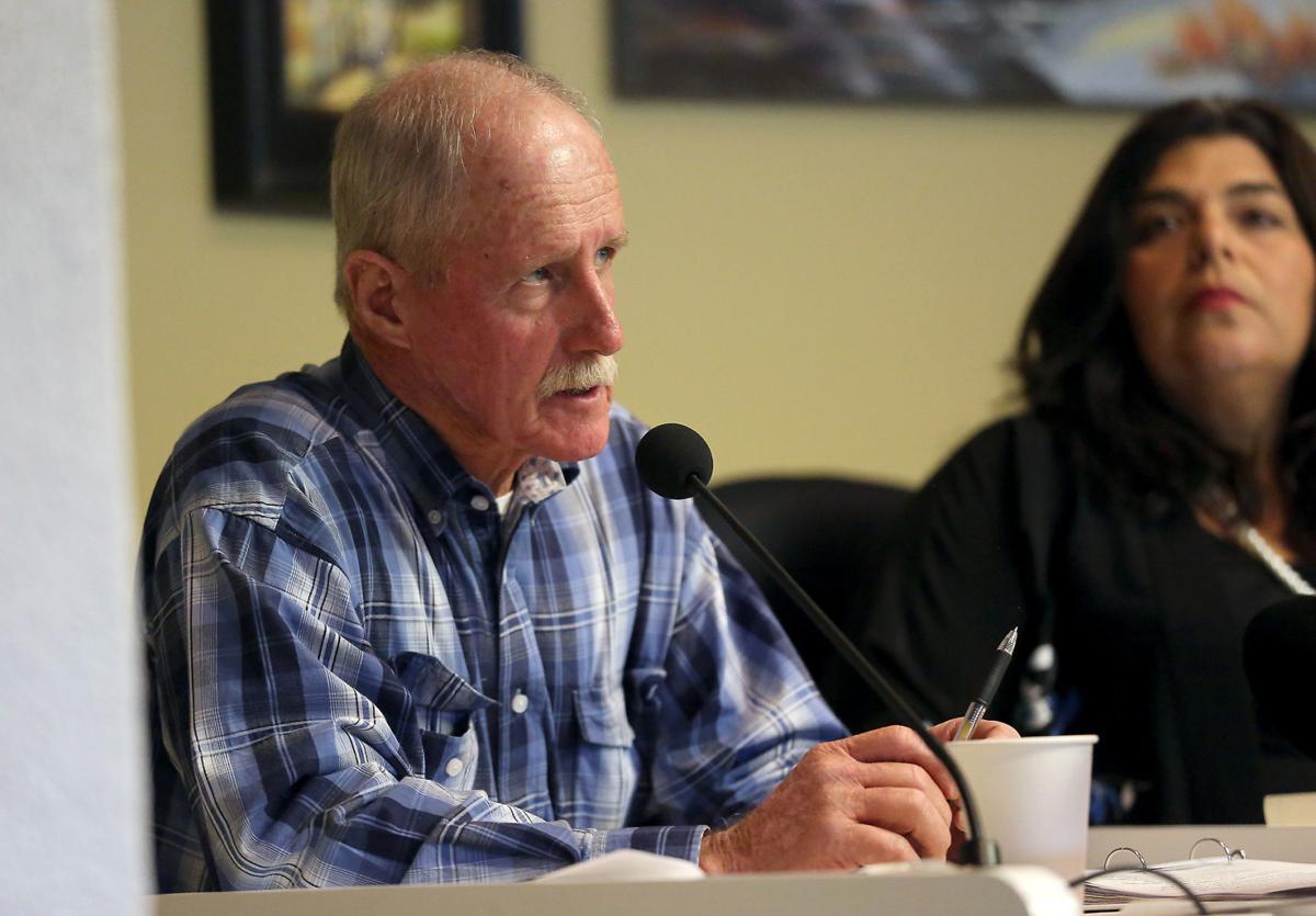 Supervisor Jim Parks