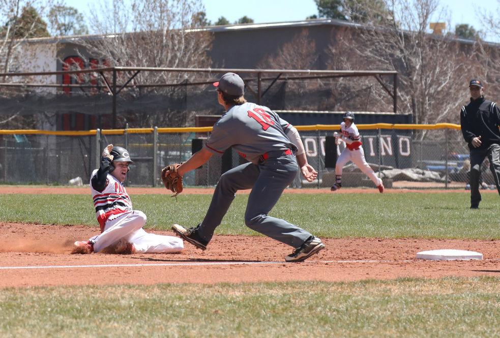 Coconino High Bradshaw Mountain Baseball