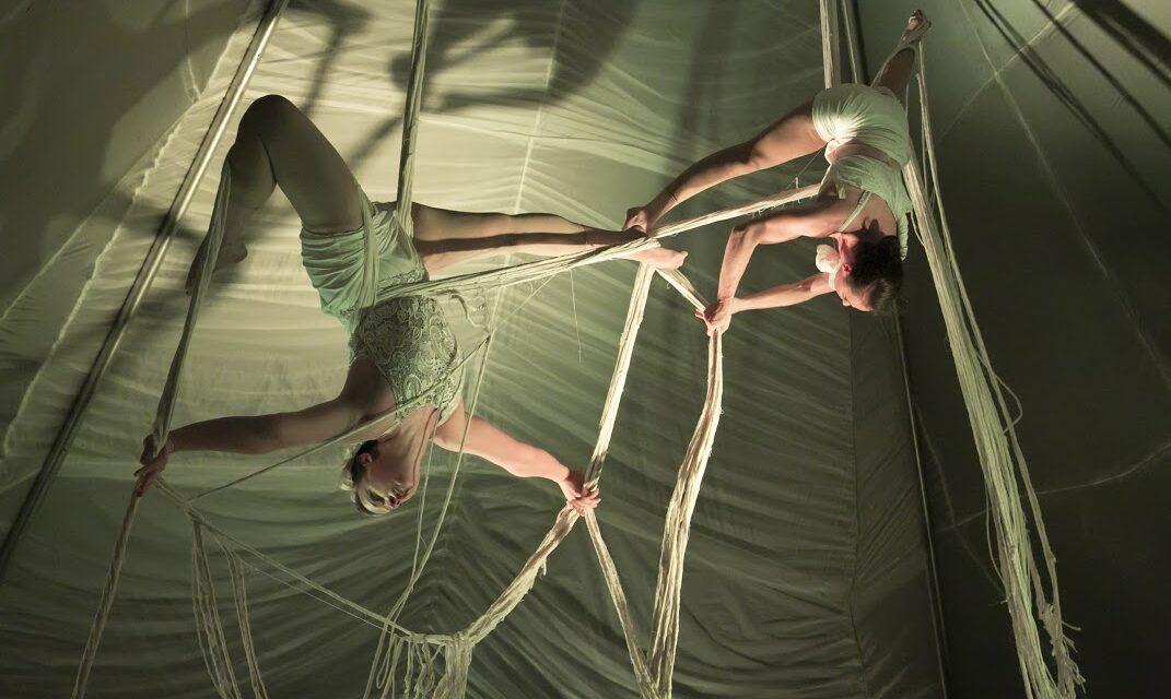 L-R Linnea Ridolfi and Zoe Sheppard. Photo by Nancy Behall, courtesy Aloft Circus Arts..jpg