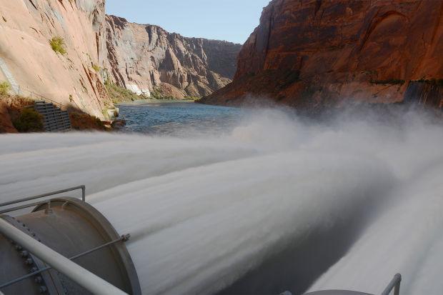 Glen Canyon High Flow Experiment