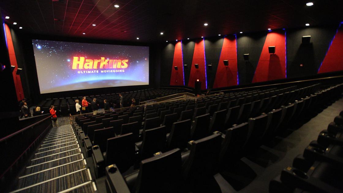 Harkins Theatres Food Menu