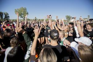 Dynasties and domination for Flagstaff-based XC teams, Page boys at state meet