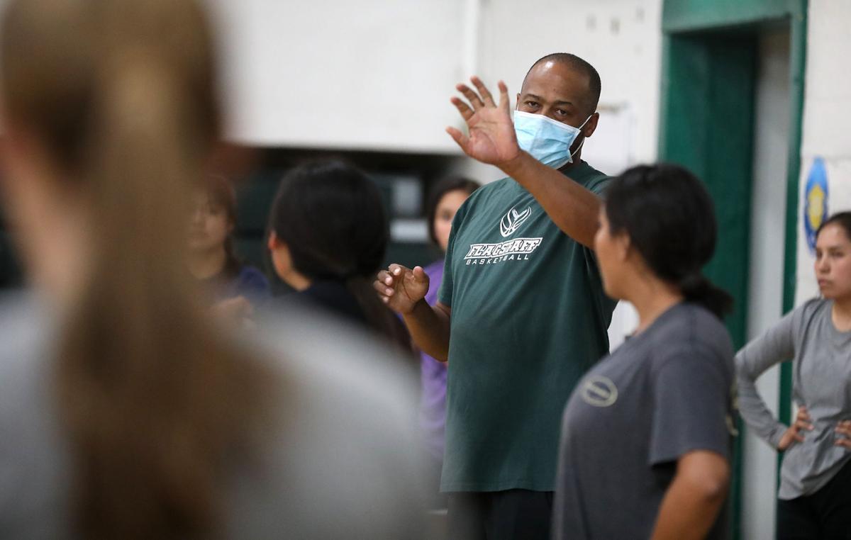 Flagstaff Girls Basketball Summer Work